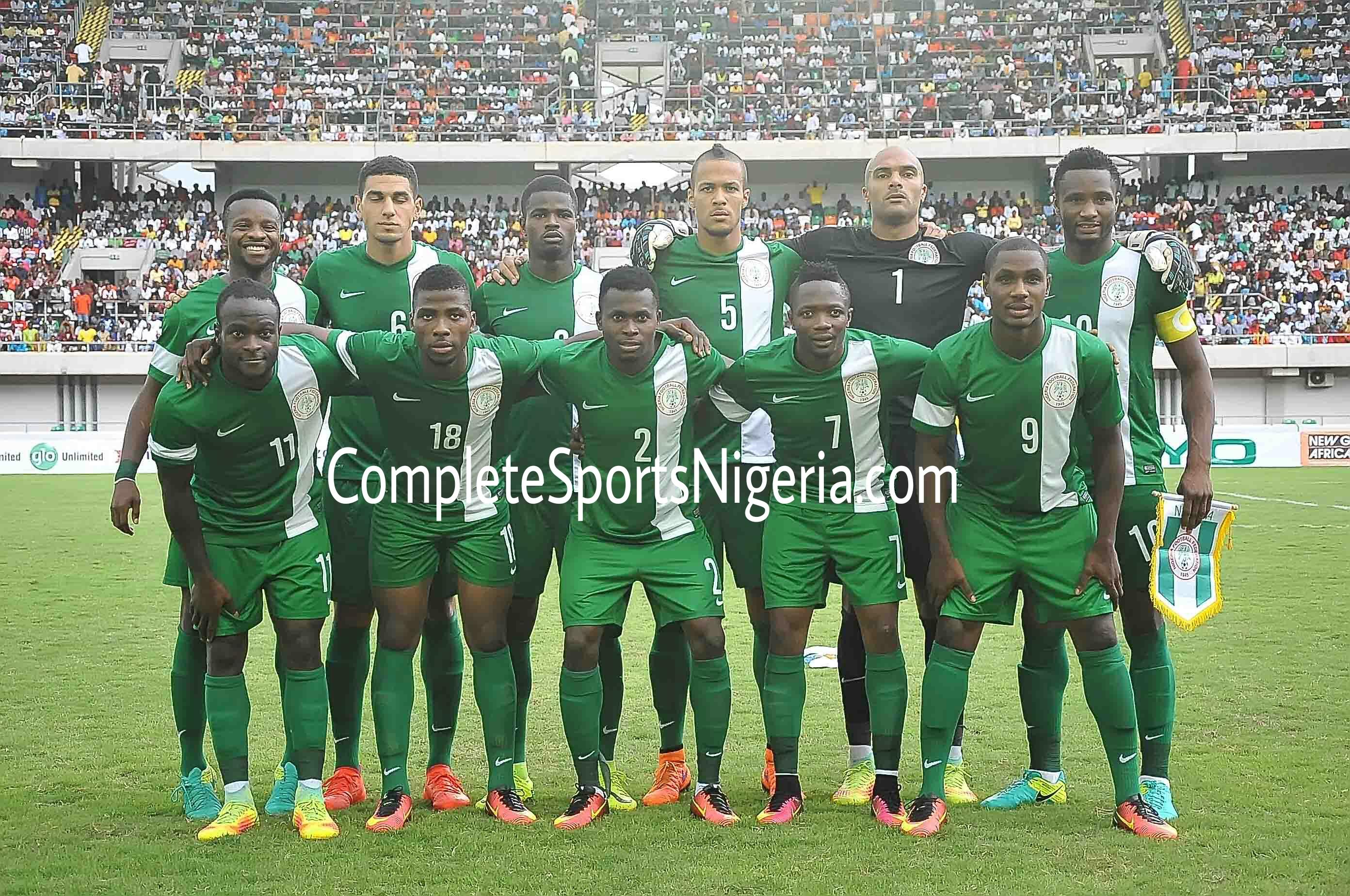 Nigeria Vs Algeria: NFF Inspect Uyo Stadium Renovation Work