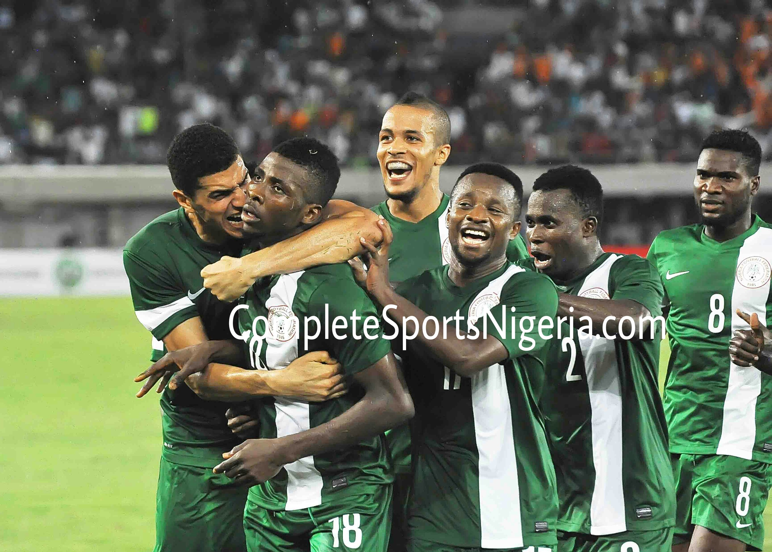 Kpakor: Super Eagles Can Beat Out of Form Chipolopolo