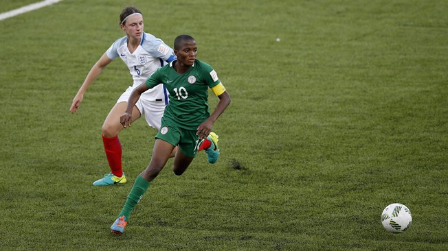 Flamingoes' Ajibade, Kenneth Get Falconets Call-Ups For U-20 World Cup