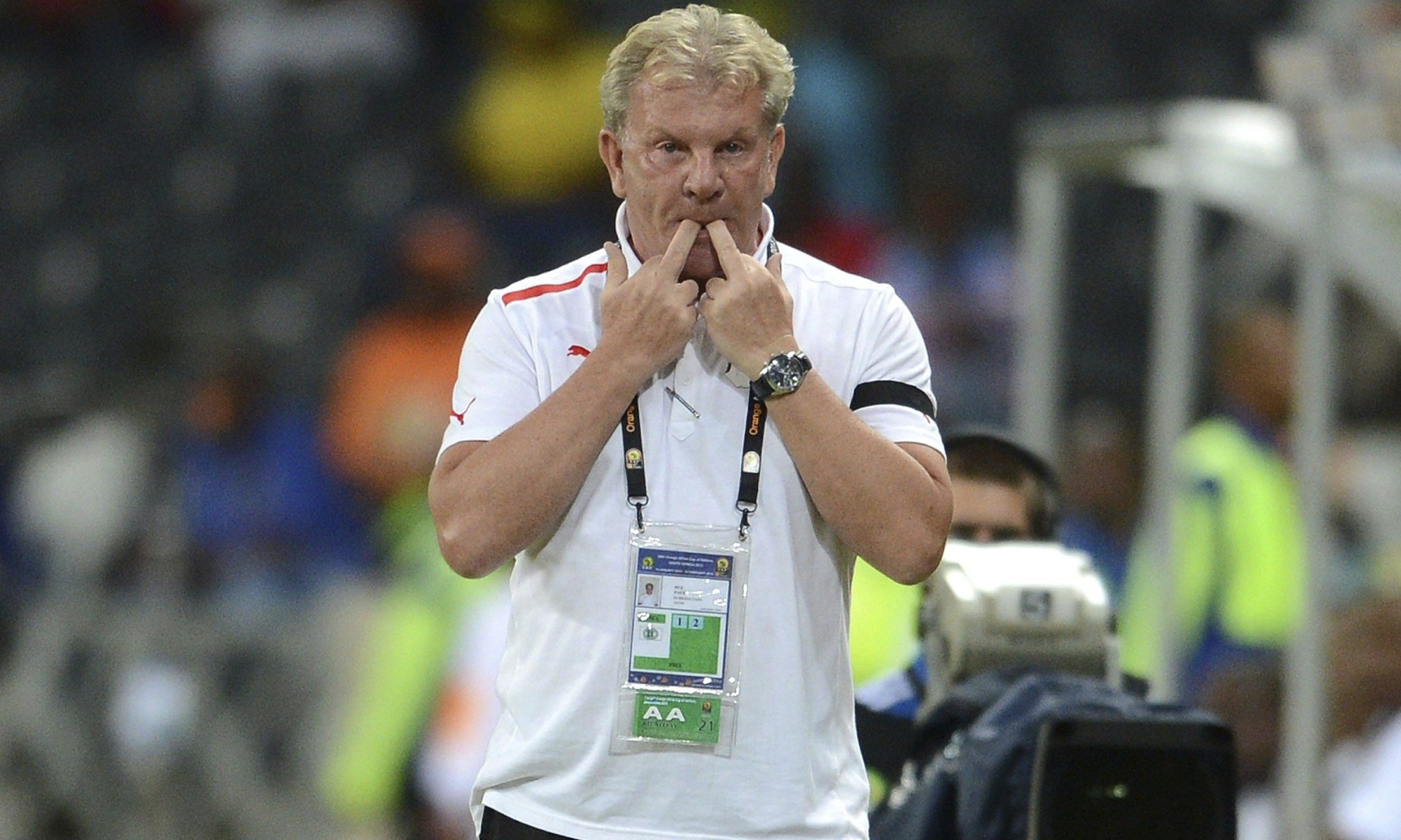 Ex-Burkina Coach Promises To Stop Eagles If Given Algeria Job