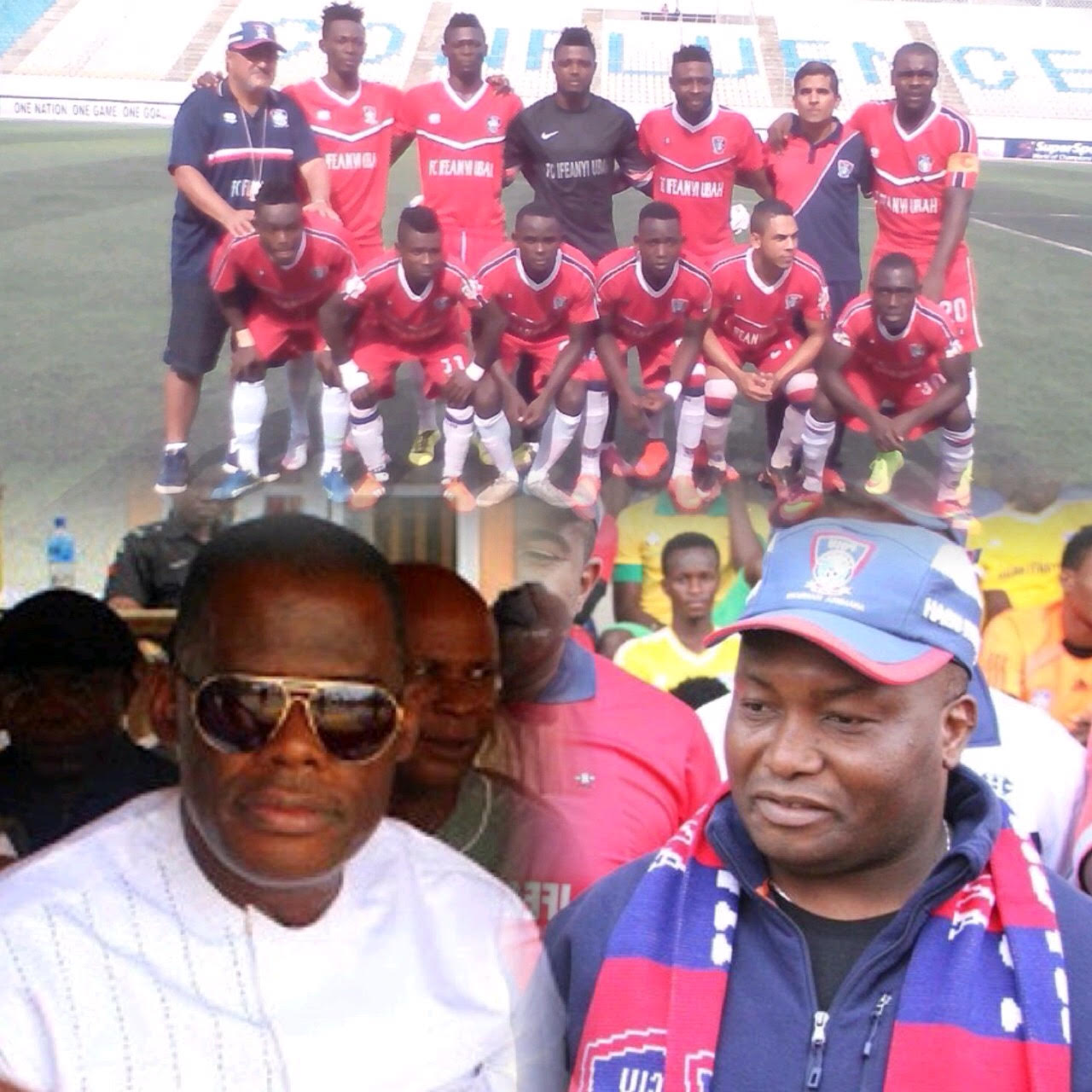 Gabros Int' l Vs FC Ifeanyiubah: Chukwuma Moves To Reclaim Club From Ubah