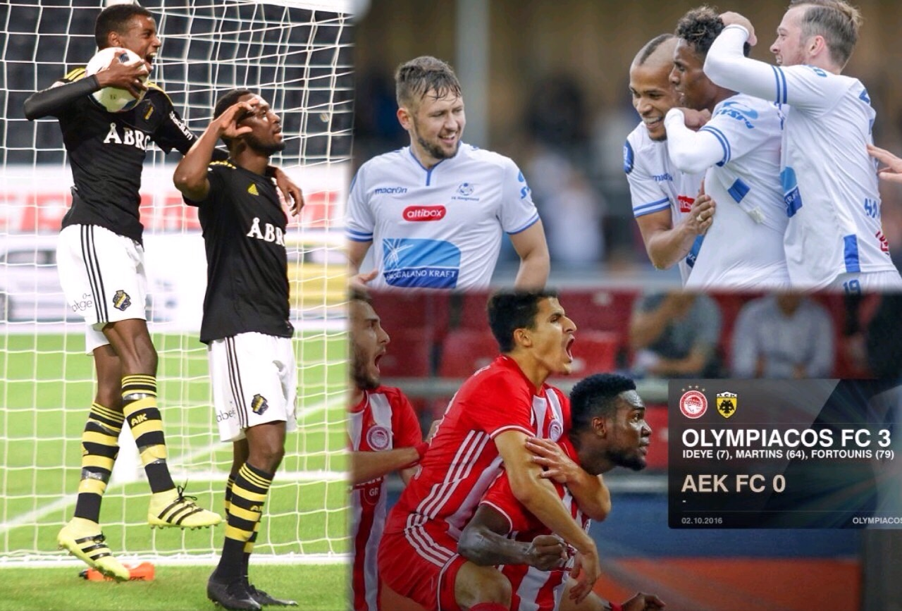 Obasi Nets 5th Goal In 6 Games; Ideye Scores 5th In 4; Troost-Ekong Bags Match MVP