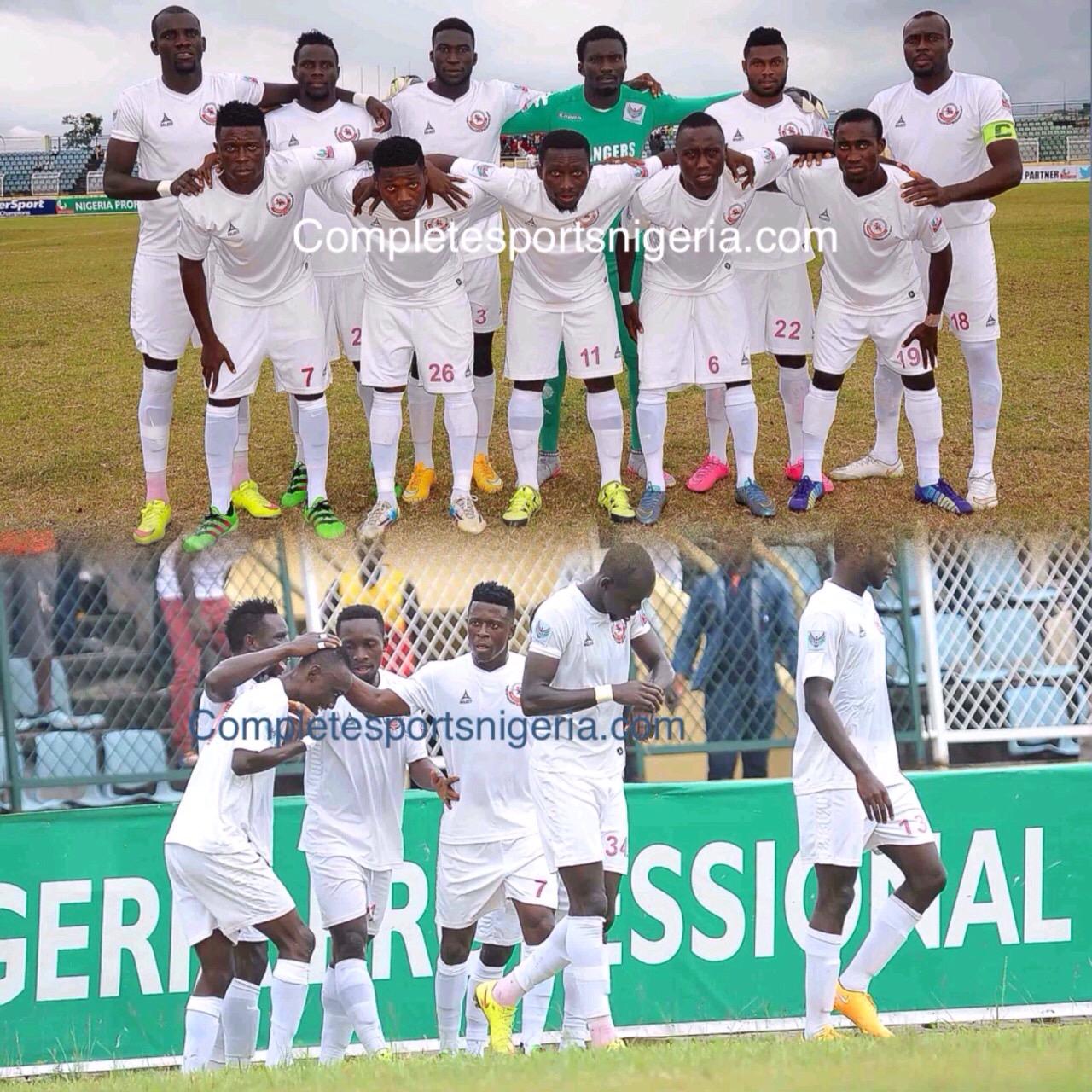 Odegbami: The Return Of Rangers International!
