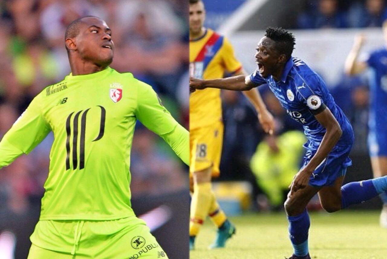 Musa, Enyema Shine, Win; Iwobi In Action As Boro Hold Arsenal