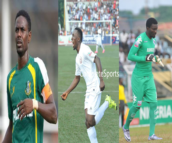 BEST XI: Rangers Stars Dominate NPFL Team Of The Season