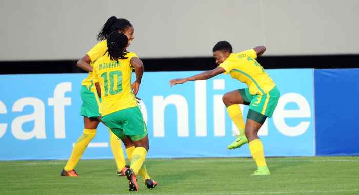 "Banyana Striker: Cameroon Will Support Us In ""War"" Against Falcons"