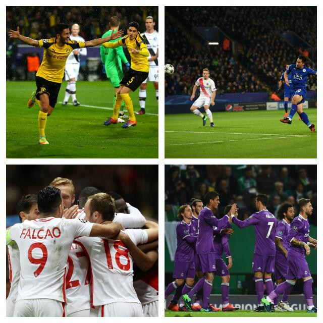 UCL: Musa Dropped As Leicester Advance; Dortmund Set Record; Spurs Crash