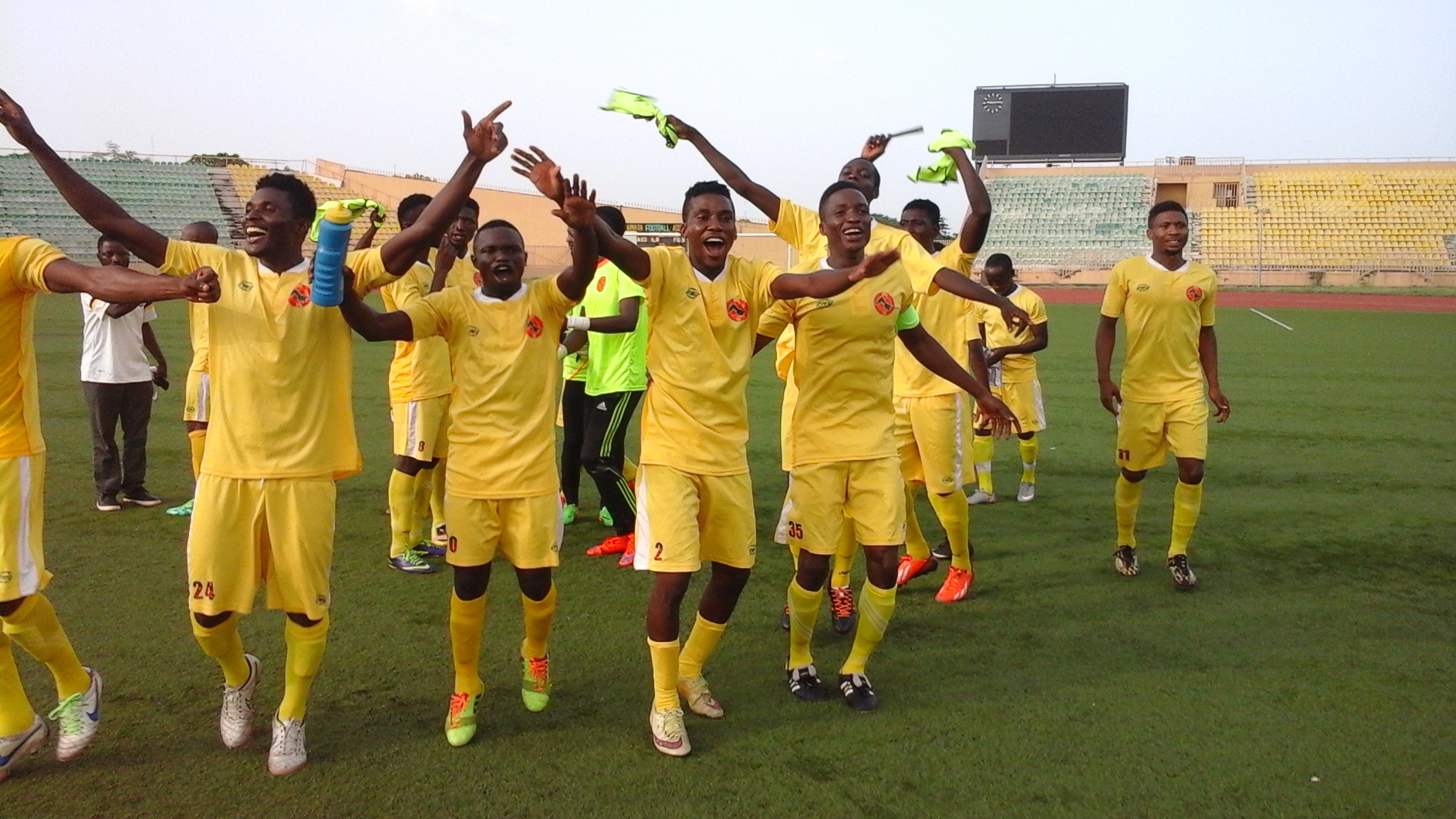 ABS Won't Appeal NFF Replay Order Vs Gateway
