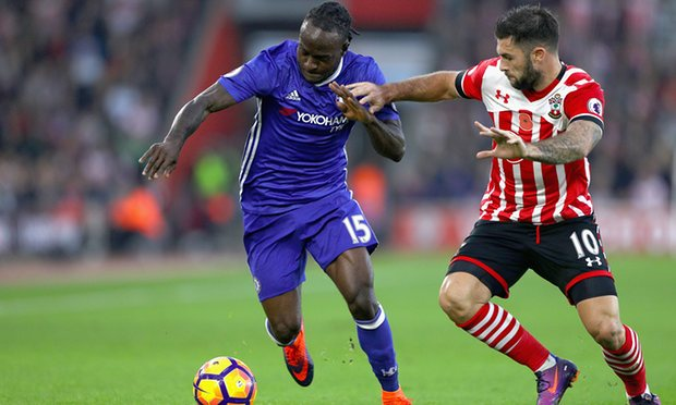 Conte Shocked Mourinho Never Gave Moses Opportunities