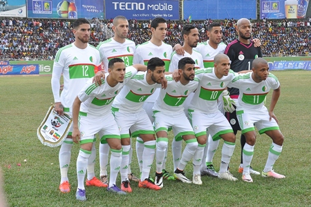 Algeria To Land In Uyo Thursday For Super Eagles Clash