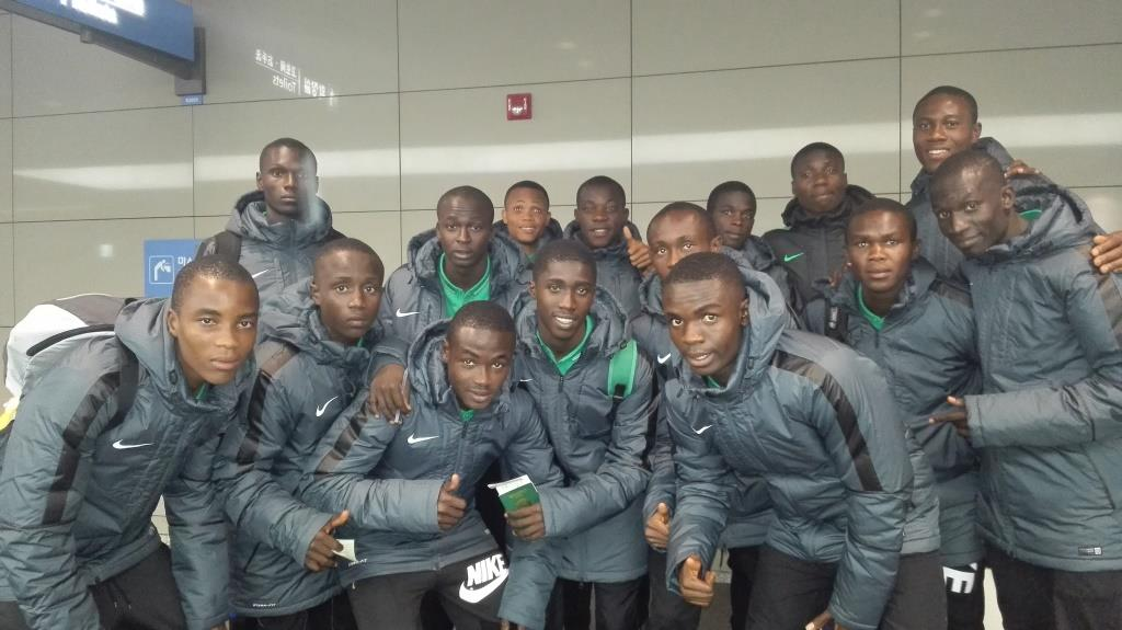Suwon Tourney: Golden Eaglets  Lose to Korea, Finish Bottom
