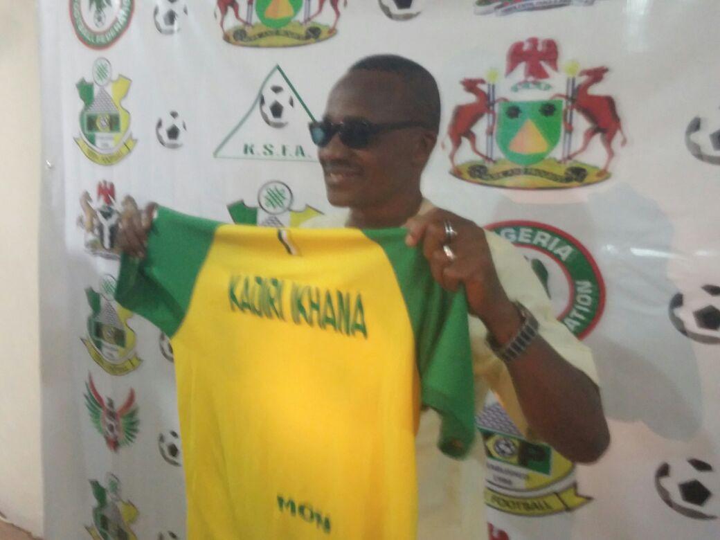 Kano Pillars Unveil Ikhana As New Coach