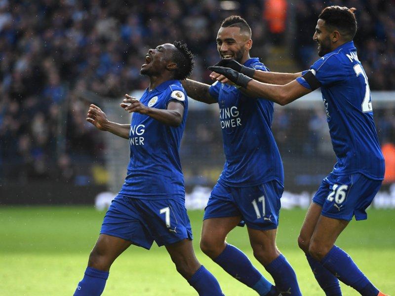 Musa Set For £100k Leicester Champions League Bonus