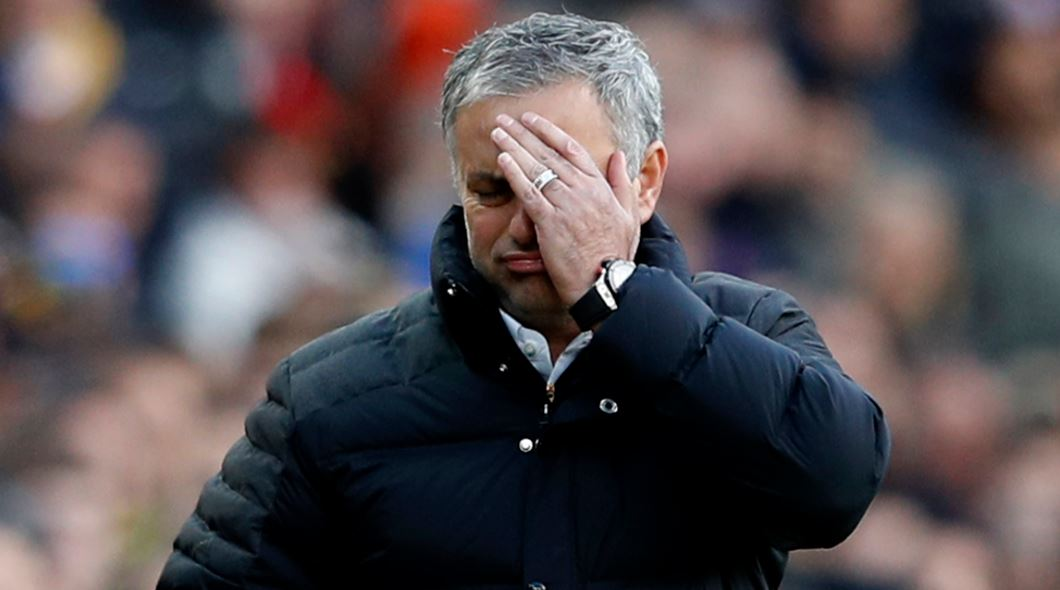 "Mourinho: Arsenal Lucky Vs ""Phenomenal"" Man United"