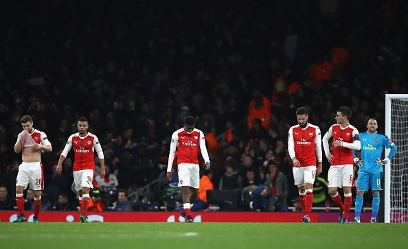 Ramsey Feels Sorry For Iwobi After Own Goal Vs PSG