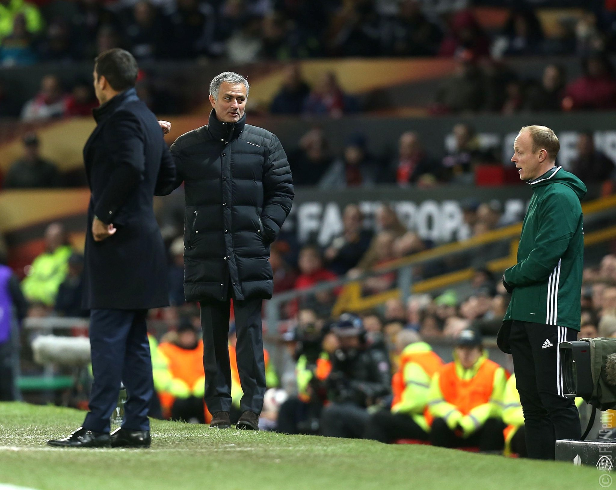 English FA Charge Mourinho For Improper Conduct
