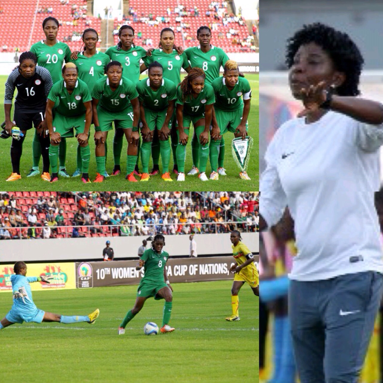 James Peters: Super Falcons Must Not Underrate South Africa