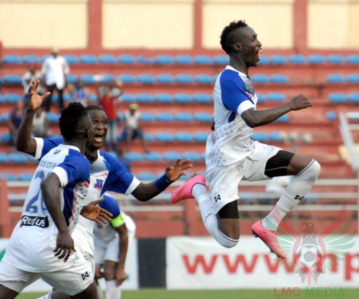 Lobi Zoom Into Gold Cup Semi-Finals; MFM, Tornadoes Draw