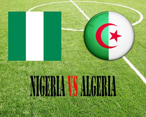 Live Blogging: Nigeria vs Algeria