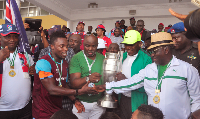 Wikki Tourists, FC IfeanyiUbah To Open NPFL Super 4