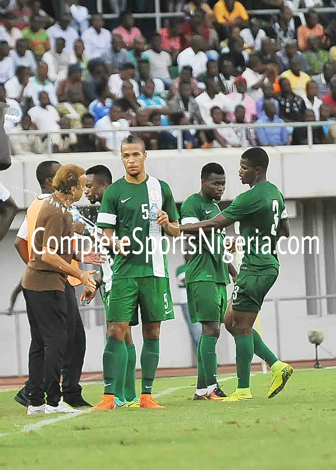 Ikhana Backs Rorh To Lead Super Eagles To World Cup