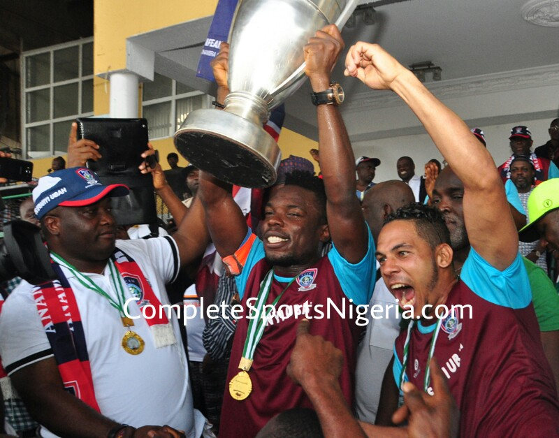 FC IfeanyiUbah Captain Targets Historic Confed Cup Triumph