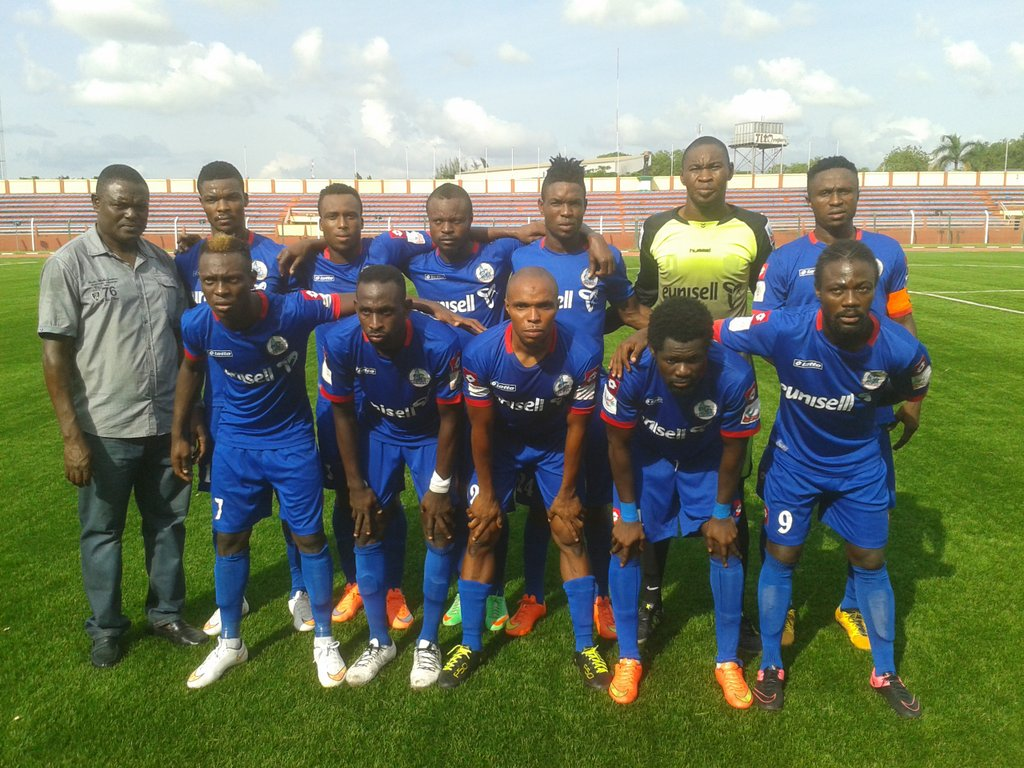 Eguma Confirms Rivers United Off To Spain December 4