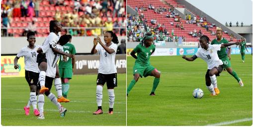 How Super Falcons Rated Vs Ghana's Black Queens