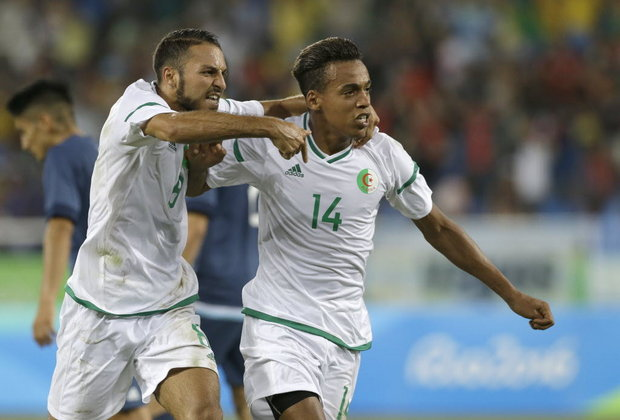 Algeria Coach To Unleash Olympic Star Bendebka On Super Eagles