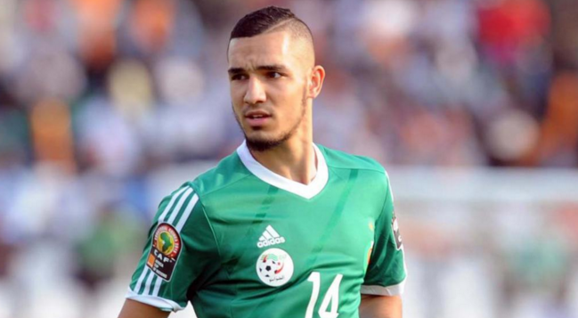 Bentaleb: We Are Under Pressure To Beat Nigeria