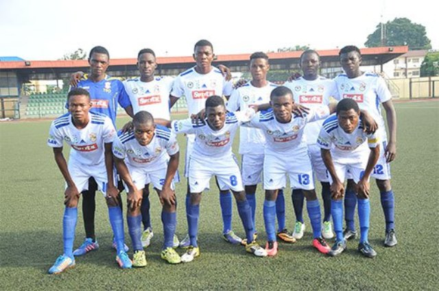 Buruj Prepare For West Africa Tourney With Young Strikers Friendly