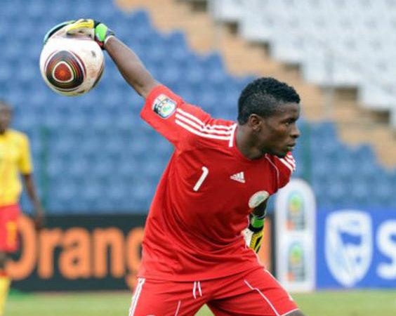 Ex-Eaglets Keeper Dami Paul Joins Katsina United