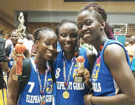 FIBA ACCW: First Bank's Akashili Targets 3rd‎ Title