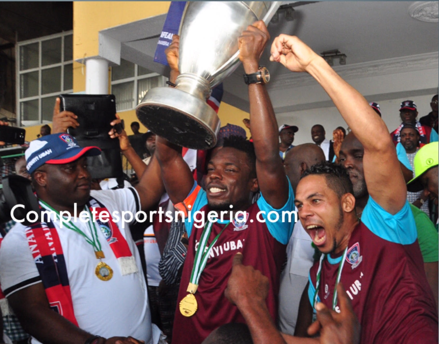 Dr Ubah:  Federation Cup Win Big Boost For FC Ifeanyiubah