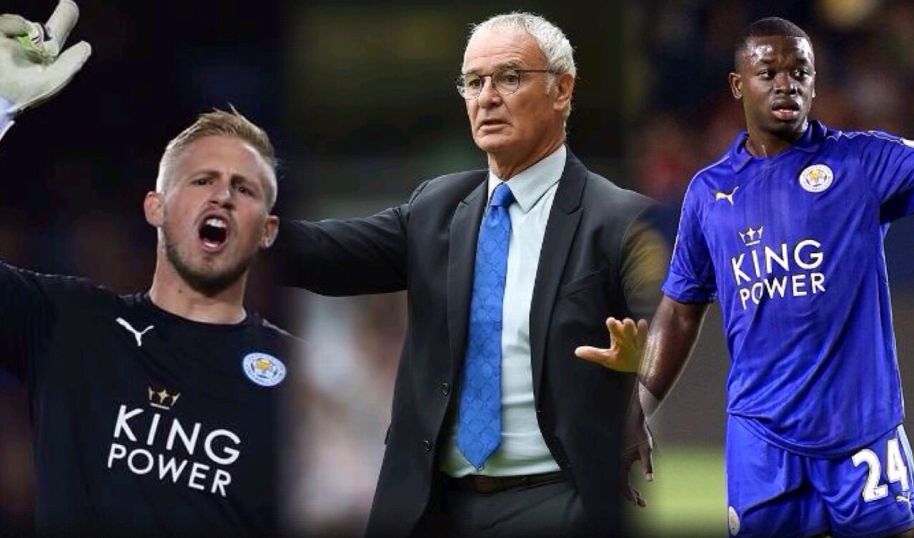 Ranieri Regroups Leicester Without Schmeichel, Mendy Ahead West Brom Clash ‎