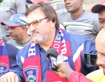 Dobrev Proud Of FC Ifeanyiubah Players Over Federation Cup Win