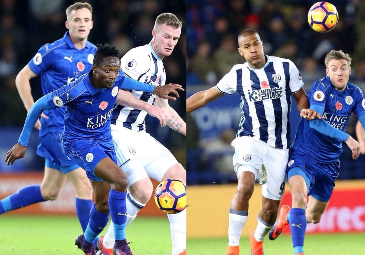 Musa Fires Blanks As Leicester Lose To West Brom