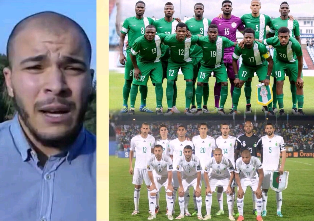 Algerian Journalist: Algerians Are Nervous, Draw Is Only Realistic Result In Uyo