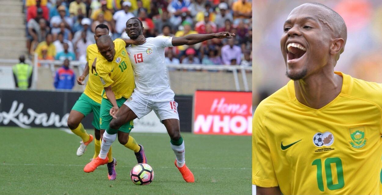 Russia 2018: South Africa Shock Senegal; Uganda Edge Congo