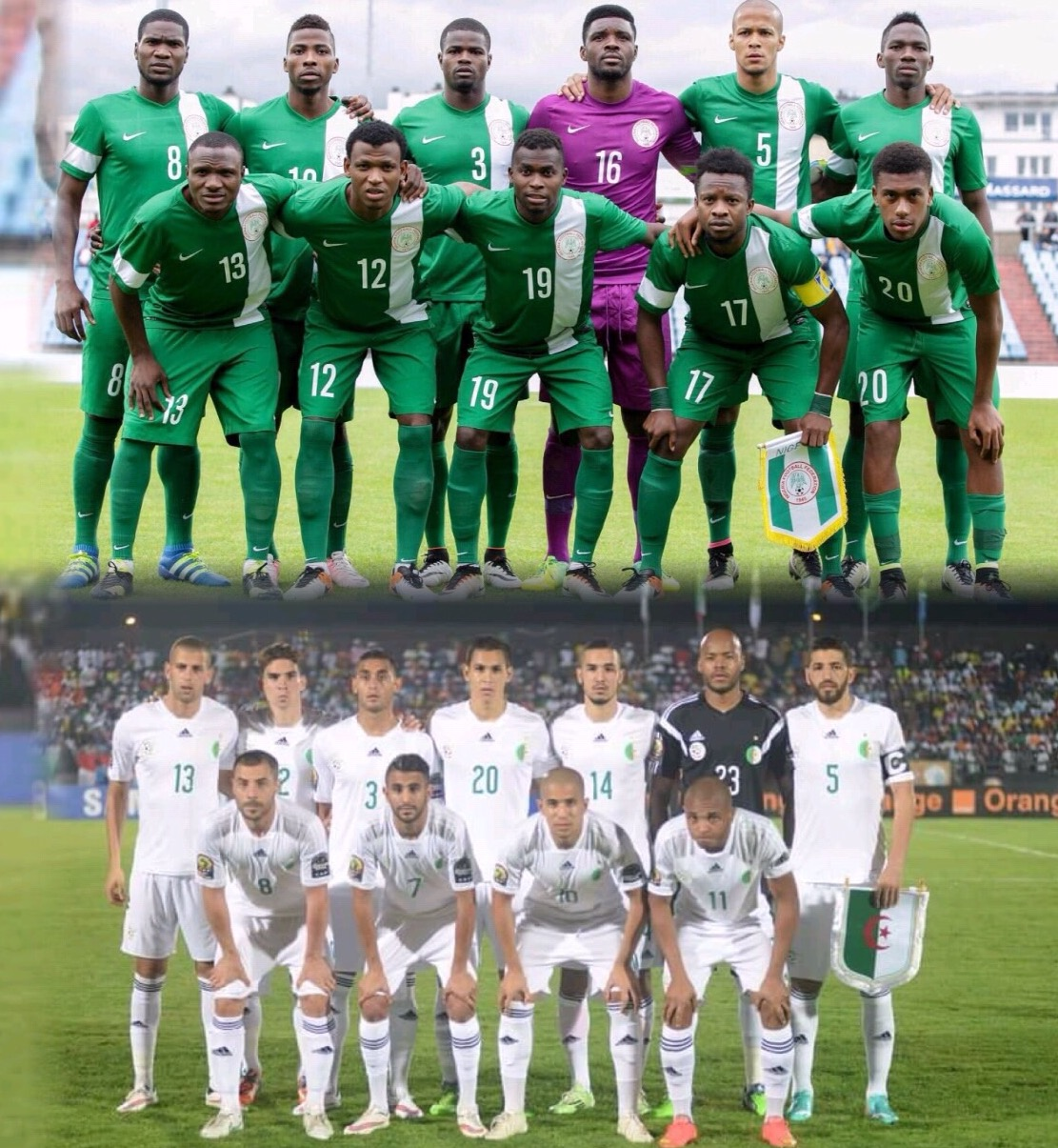 Odegbami: The War In Uyo – The Super Eagles Versus The Desert Foxes!