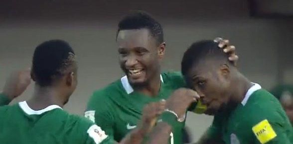 Mikel Pleased With Eagles Rise In FIFA Rankings