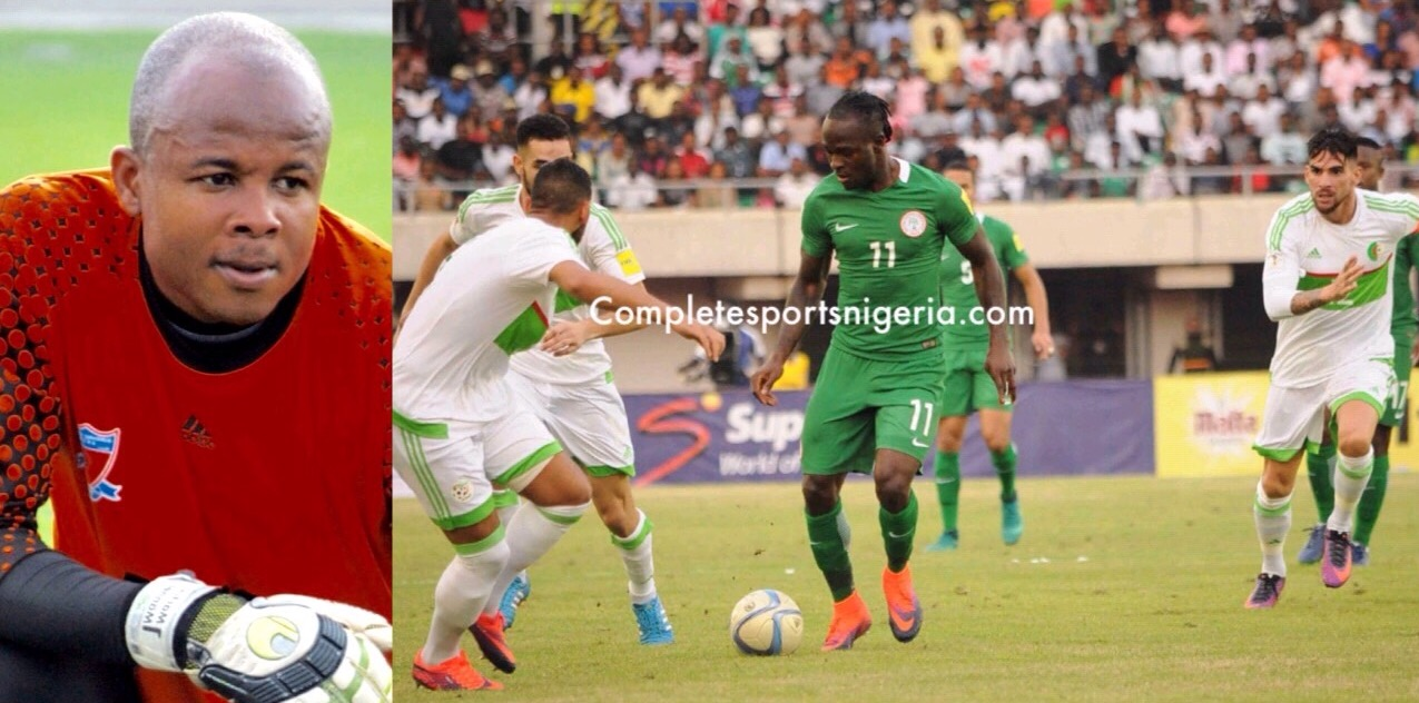Ezenwa: Eagles Must Not Become Complacent After Earning Six Points