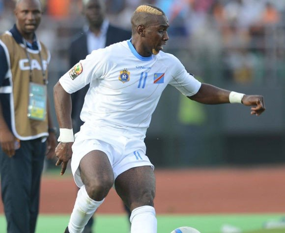 Russia 2018: Everton's Bolasie Fires Congo DR Past Guinea