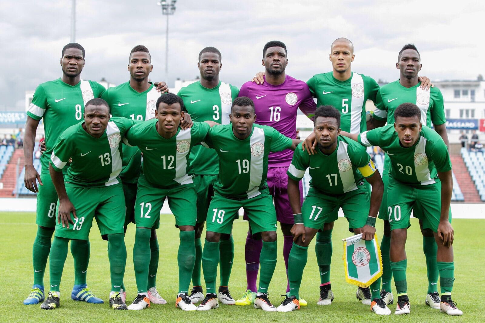 Odegbami: The Eagles Must Win!