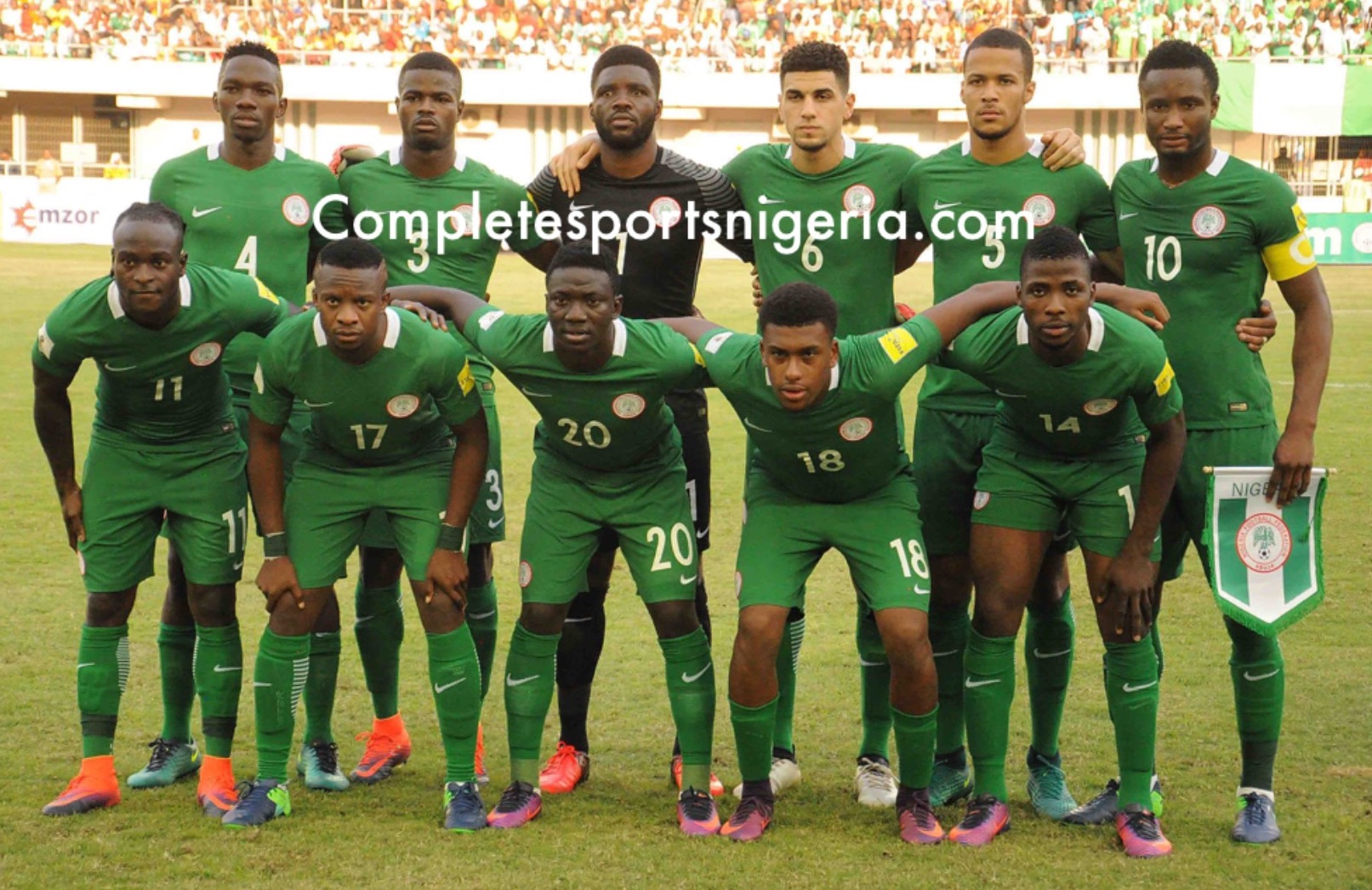 Ekpo: Super Eagles Need Top Friendly Matches