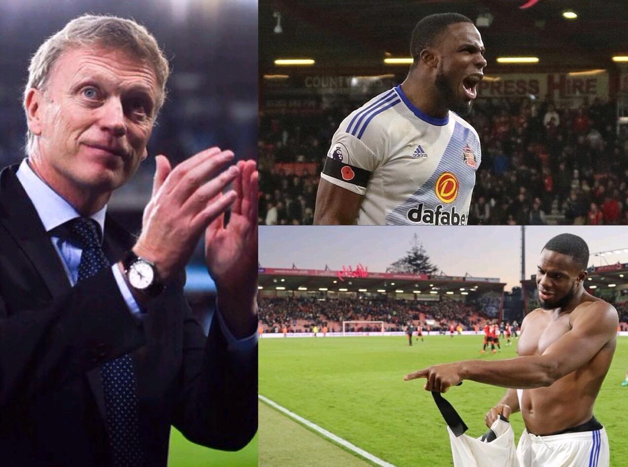 Moyes AllaysAnichebe'sInjury Fears Ahead Sunderland Vs Hull Clash