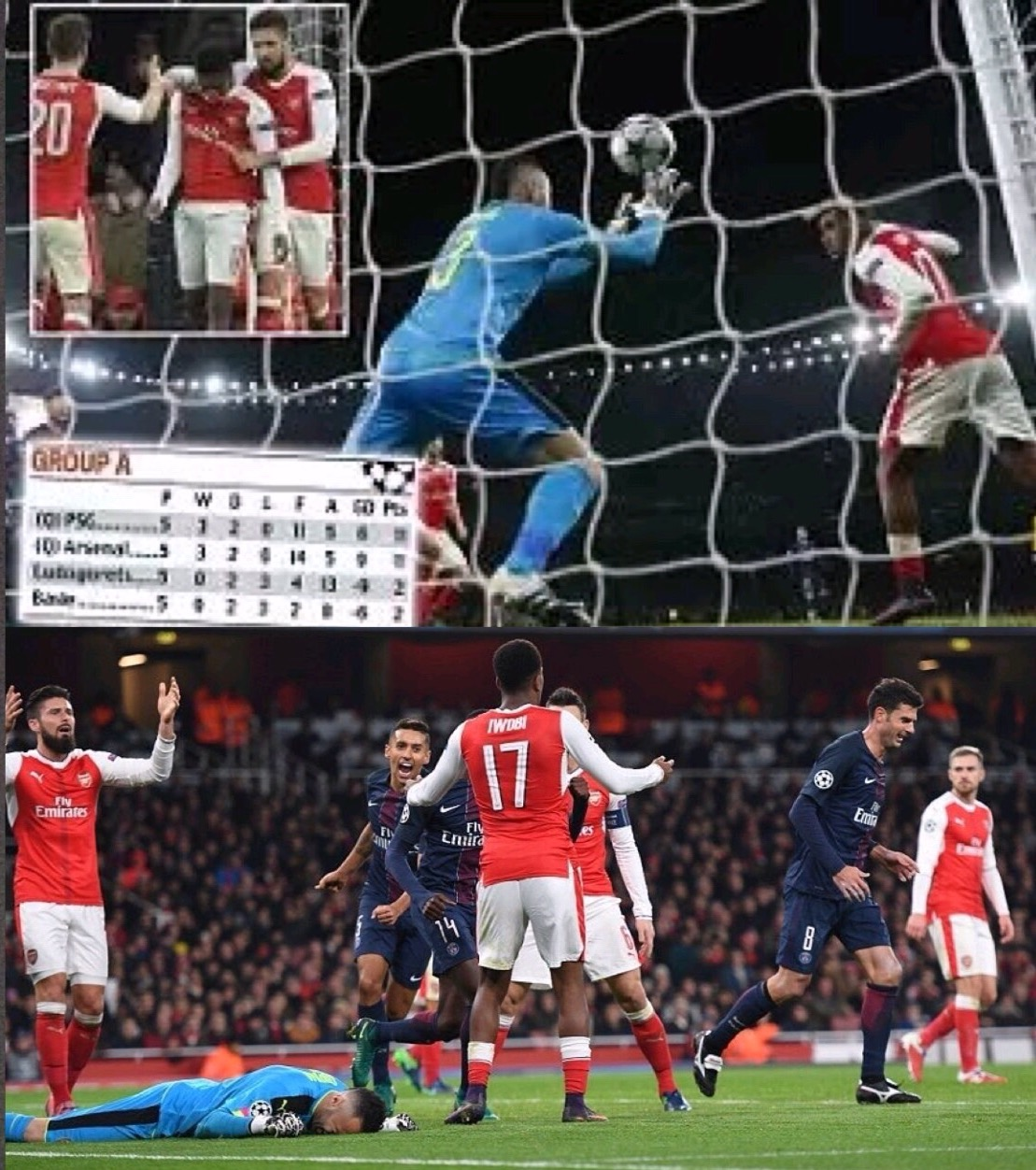 Barnes: Iwobi's Arsenal Own Goal Vs PSG Unfortunate
