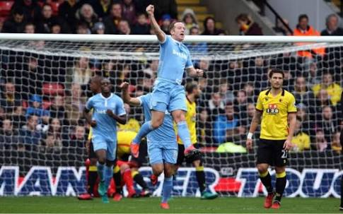 Ighalo Subbed On Again As Watford Fall To Stoke