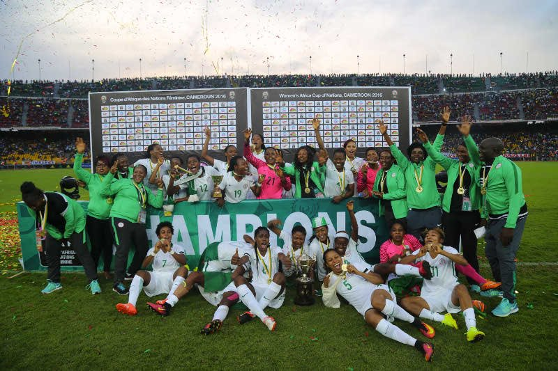 Eagles End 2016 In Top 10 — FIFA Ranking