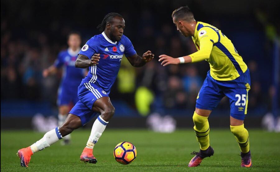Moses: Fans' Player Of The Month Award Means A Lot